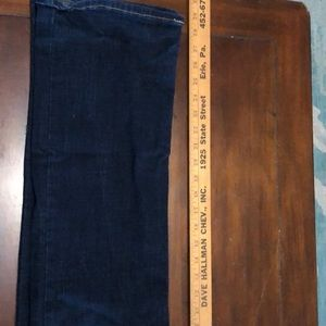 Like new women's Levi's jeans